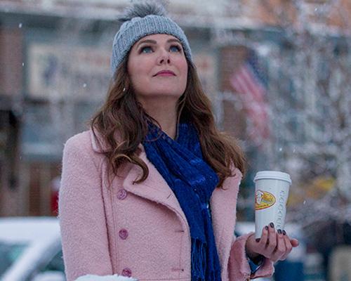 Lorelai Gilmore, Odore di neve