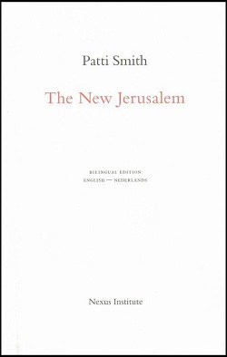The New Jerusalem di Patti Smith