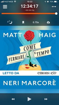 Come fermare il tempo di Matt Haig