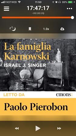 La famiglia Karnowski di Israel Joshua Singer